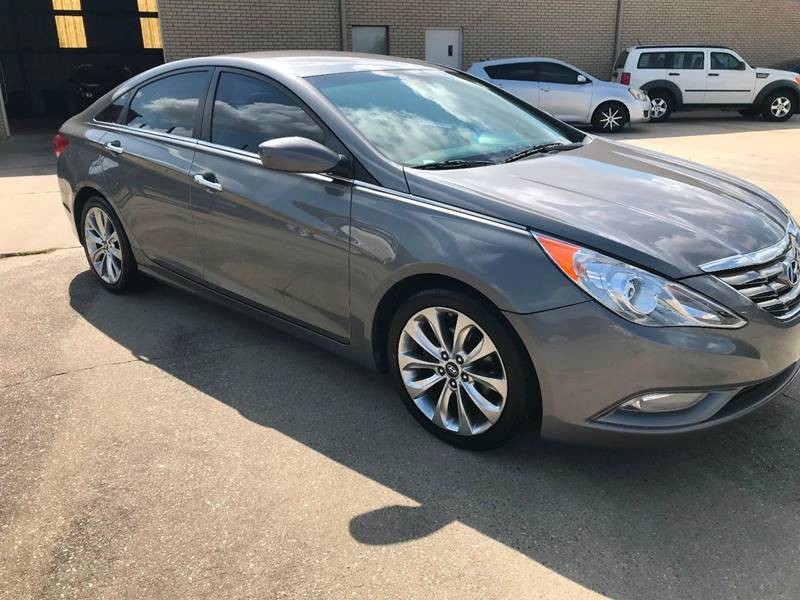 2011 Hyundai Sonata For Sale At #1 Auto Sales Of Lafayette LLC In Lafayette  LA