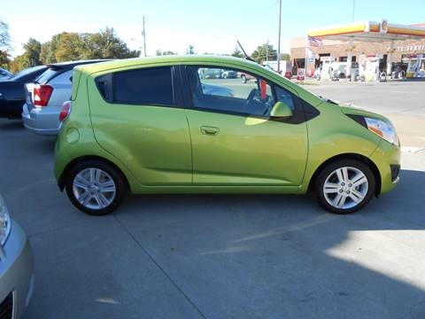 2013 Chevrolet Spark for sale in Centerville, IA