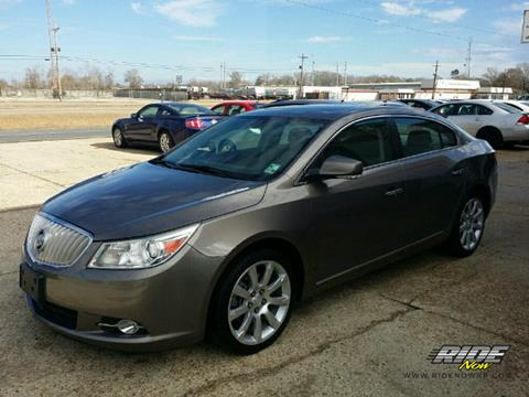 Baton Rouge - Used Buick LaCrosse Vehicles for Sale