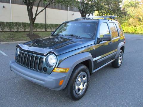 2005 Jeep Liberty for sale in Trenton, NJ