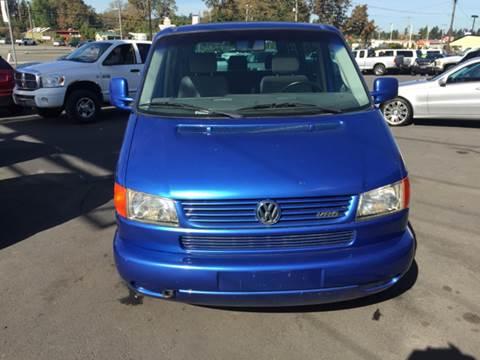 2000 Volkswagen EuroVan for sale in Portland, OR