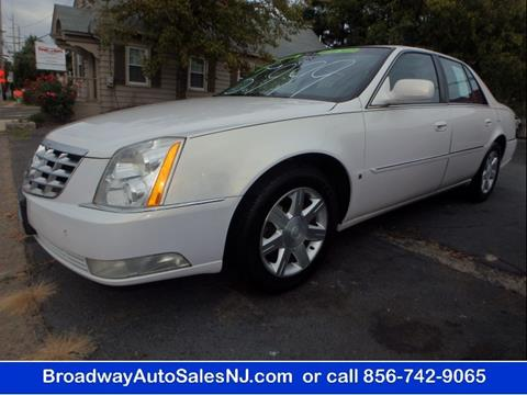 2007 Cadillac DTS for sale in Westville, NJ