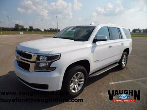 2017 Chevrolet Tahoe for sale in Marked Tree, AR