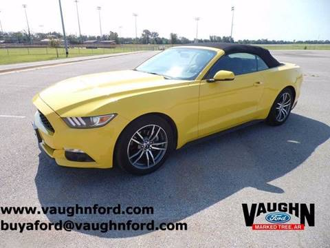 2016 Ford Mustang for sale in Marked Tree, AR