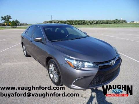 2015 Toyota Camry for sale in Marked Tree, AR