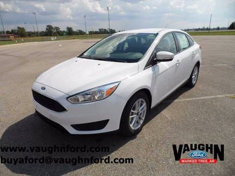 2017 Ford Focus for sale in Marked Tree, AR