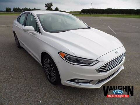 2017 Ford Fusion for sale in Marked Tree, AR