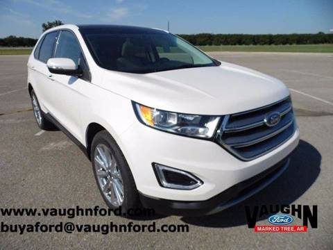2017 Ford Edge for sale in Marked Tree, AR