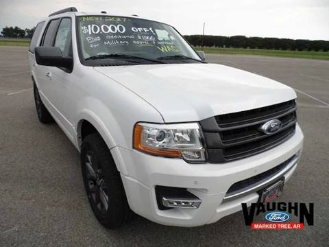 2017 Ford Expedition for sale in Marked Tree, AR