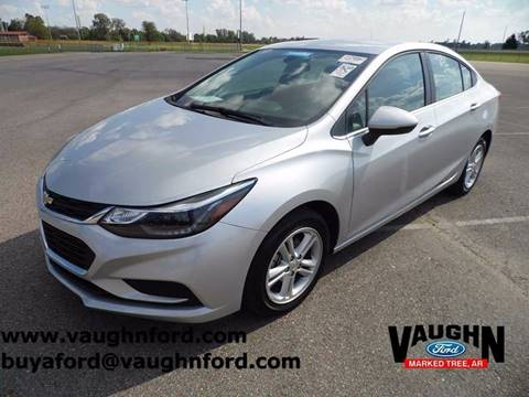 2017 Chevrolet Cruze for sale in Marked Tree, AR