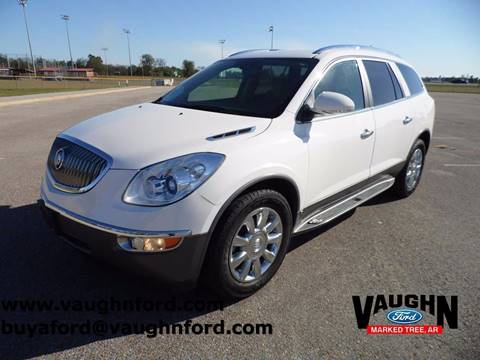 2012 Buick Enclave for sale in Marked Tree, AR