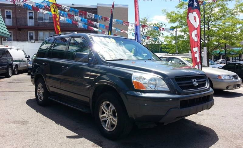 2003 Honda Pilot For Sale At NATIONAL AUTO GROUP INC In Chicago IL