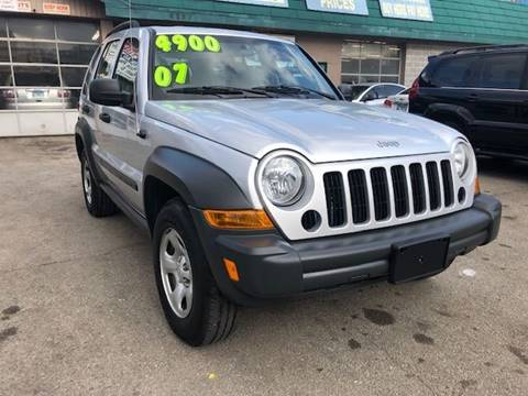 2007 Jeep Liberty for sale in Chicago, IL