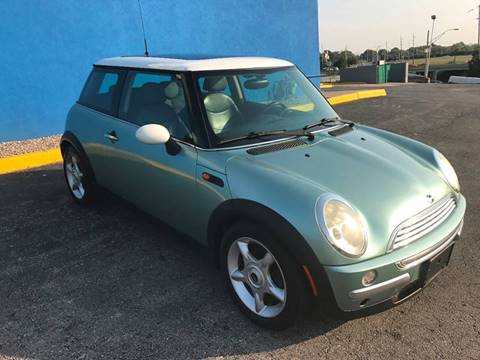 2003 MINI Cooper for sale at InstaCar LLC in Independence MO