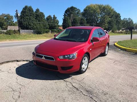 2009 Mitsubishi Lancer for sale in Independence, MO