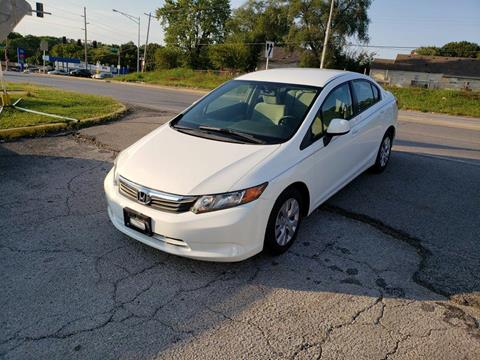 2012 Honda Civic for sale in Independence, MO