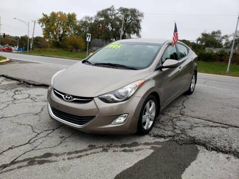 2013 Hyundai Elantra for sale in Independence, MO