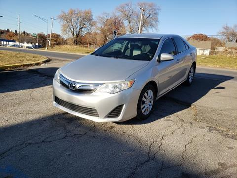 2013 Toyota Camry for sale in Independence, MO