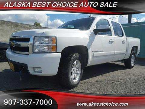 2007 Chevrolet Silverado 1500 for sale in Anchorage, AK