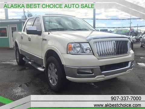 2006 Lincoln Mark LT for sale in Anchorage, AK