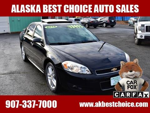 2014 Chevrolet Impala Limited for sale in Anchorage, AK