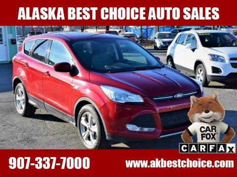 2015 Ford Escape for sale in Anchorage, AK