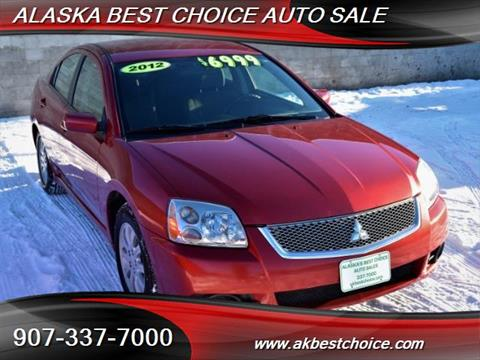 2012 Mitsubishi Galant for sale in Anchorage, AK