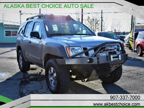 2011 Nissan Xterra for sale in Anchorage, AK