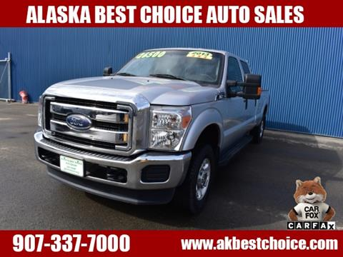 2013 Ford F-250 Super Duty for sale in Anchorage, AK