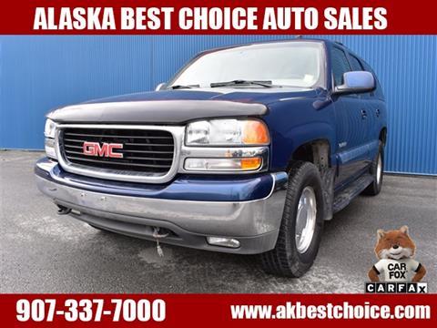 2003 GMC Yukon for sale in Anchorage, AK