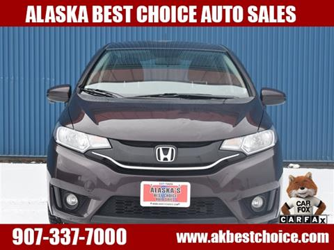 2015 Honda Fit for sale in Anchorage, AK