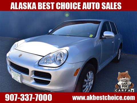 2005 Porsche Cayenne for sale in Anchorage, AK