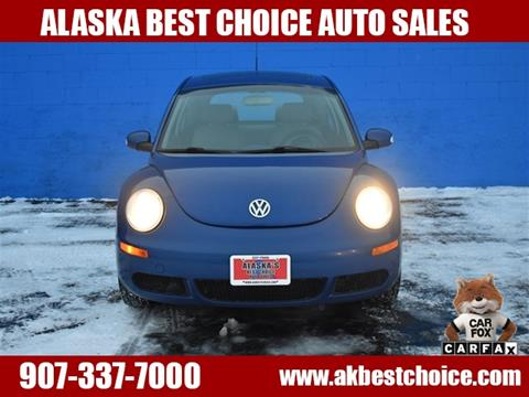 2008 Volkswagen New Beetle for sale in Anchorage, AK