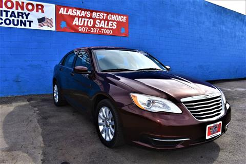 2012 Chrysler 200 for sale in Anchorage, AK