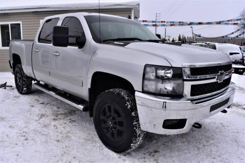 2011 Chevrolet Silverado 2500HD for sale at Alaska Best Choice Auto Sales in Anchorage AK