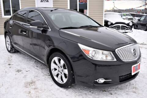 2010 Buick LaCrosse CXL for sale at Alaska Best Choice Auto Sales in Anchorage AK