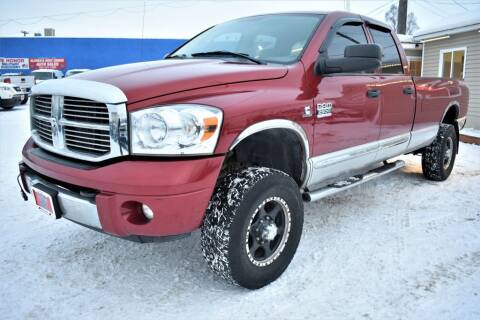 2007 Dodge Ram Pickup 2500 for sale at Alaska Best Choice Auto Sales in Anchorage AK