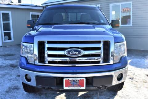 2010 Ford F-150 for sale at Alaska Best Choice Auto Sales in Anchorage AK