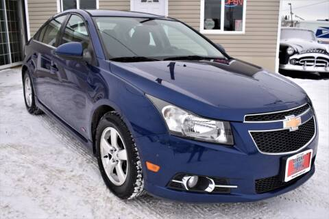 2012 Chevrolet Cruze LT for sale at Alaska Best Choice Auto Sales in Anchorage AK