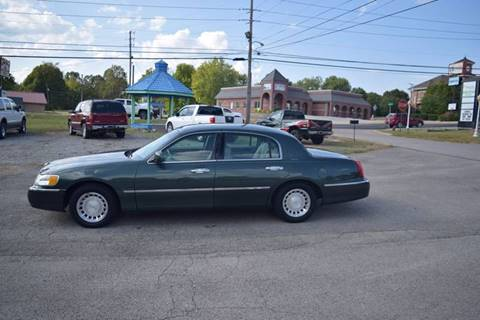 2001 Lincoln Town Car for sale in Mountain Home, AR