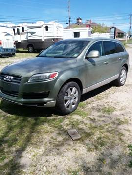 2007 Audi Q7 for sale in Mountain Home, AR