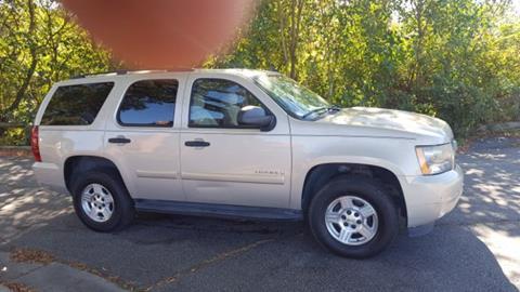 2008 Chevrolet Tahoe for sale in Petersburg VA