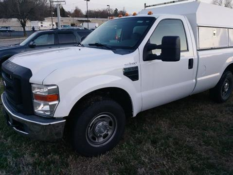2010 Ford F-250 Super Duty for sale in Petersburg, VA