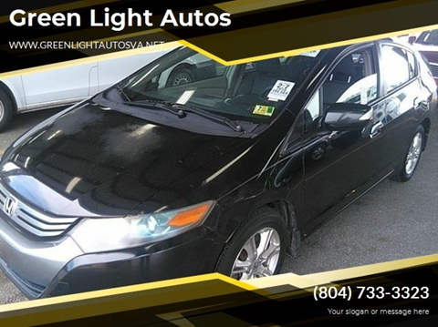 2010 Honda Insight for sale in Petersburg, VA