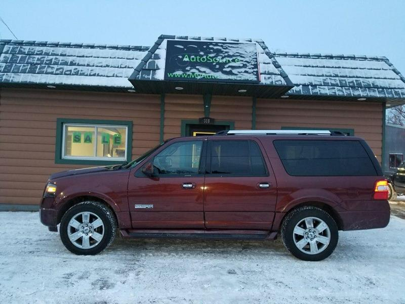 Ford Expedition El For Sale At Auto Source Llc In Saint Cloud Mn