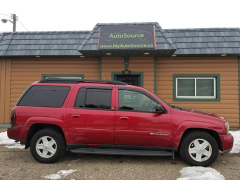 2003 chevrolet trailblazer for sale in minnesota for Heartland motor company morris mn