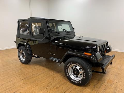 1991 Jeep Wrangler for sale in Saint Petersburg, FL