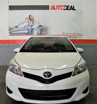 2014 Toyota Yaris for sale in Doral, FL