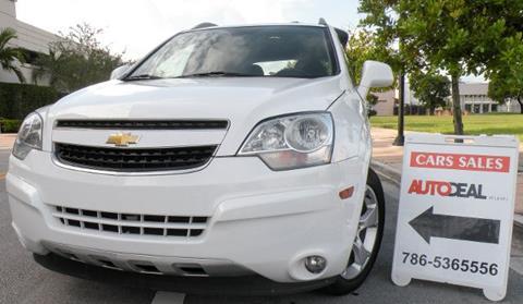 2014 Chevrolet Captiva Sport for sale in Doral, FL