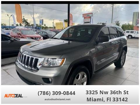 2013 Jeep Grand Cherokee for sale in Doral, FL